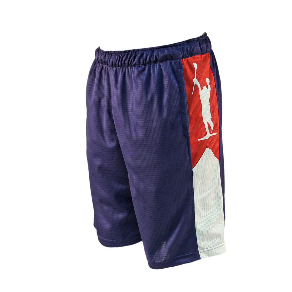 "Adrenaline Turbo Short ""Navy/Red"""