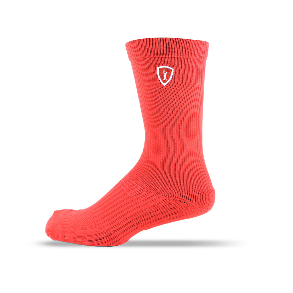Adrenaline Vendetta Sock Red