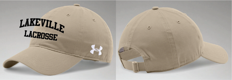 TEAM-LLA UA Adjustable Relaxed Chino Hat Khaki