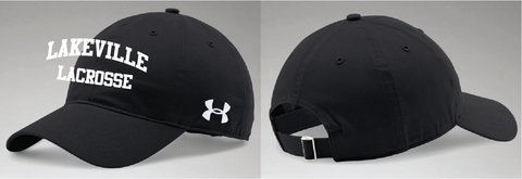 TEAM-LLA UA Adjustable Relaxed Chino Hat Black