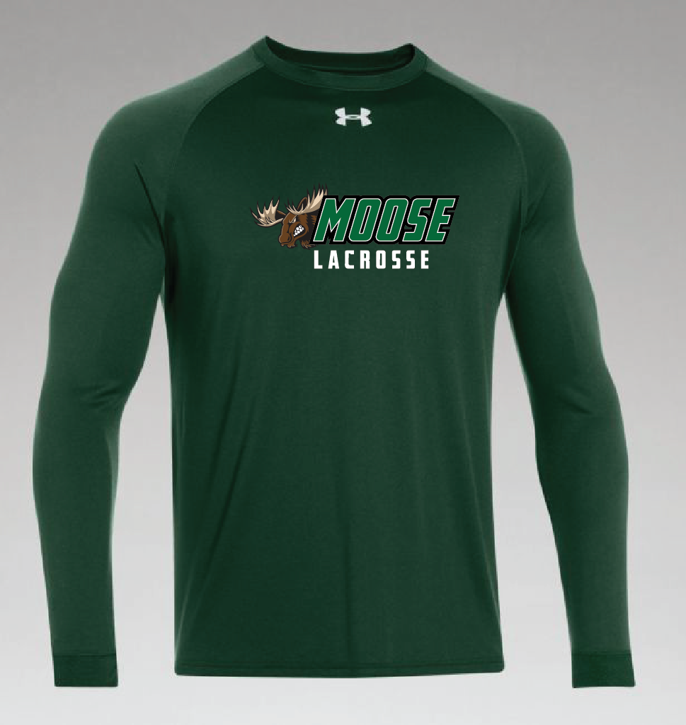 TEAM-MOOSE UA Men's Locker Long Sleeve