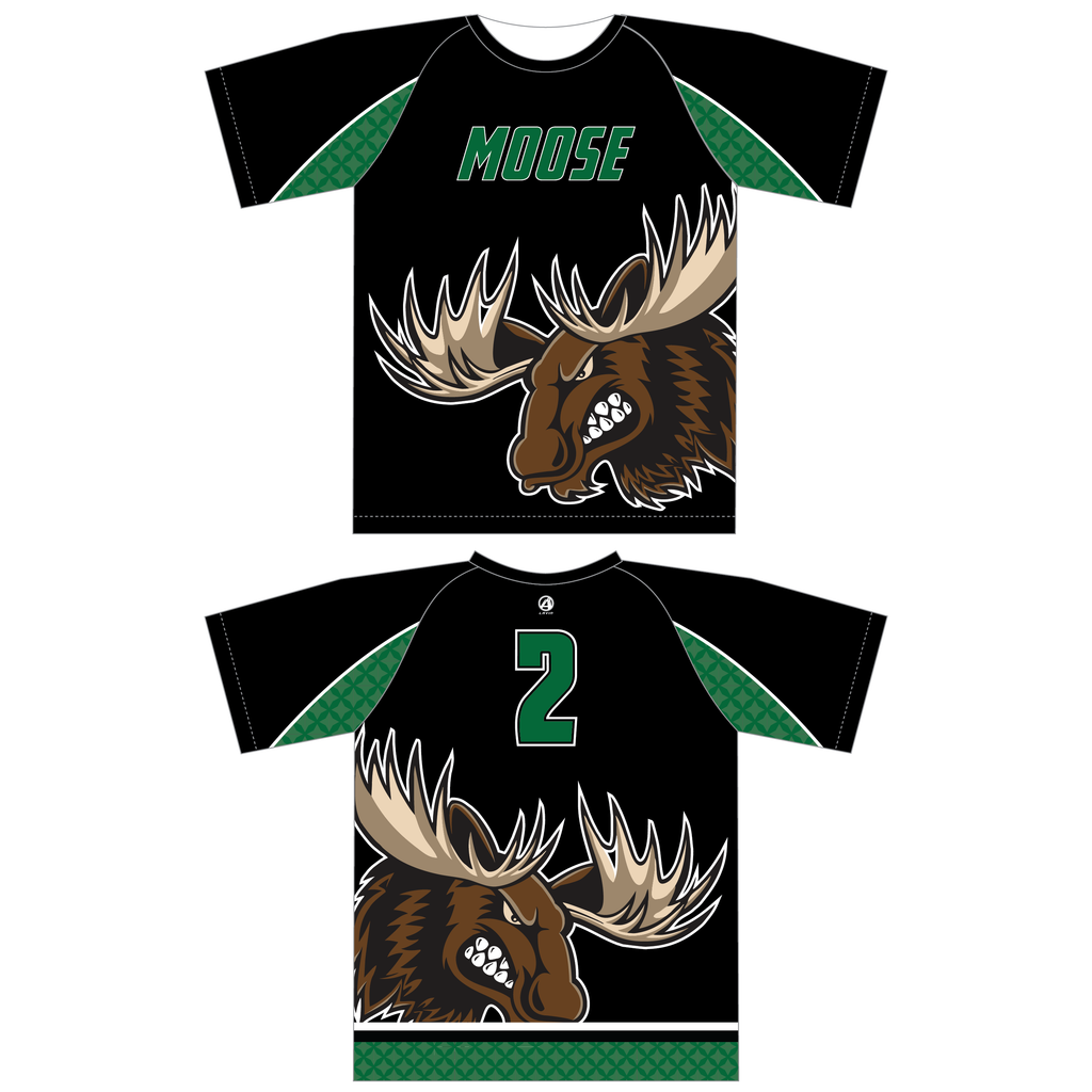 TEAM-MOOSE Men's/Boy's Sublimated Shooter Shirt