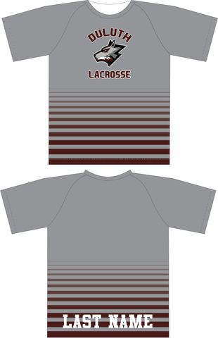 TEAM-Wolfpack Boy's Sublimated Shooter