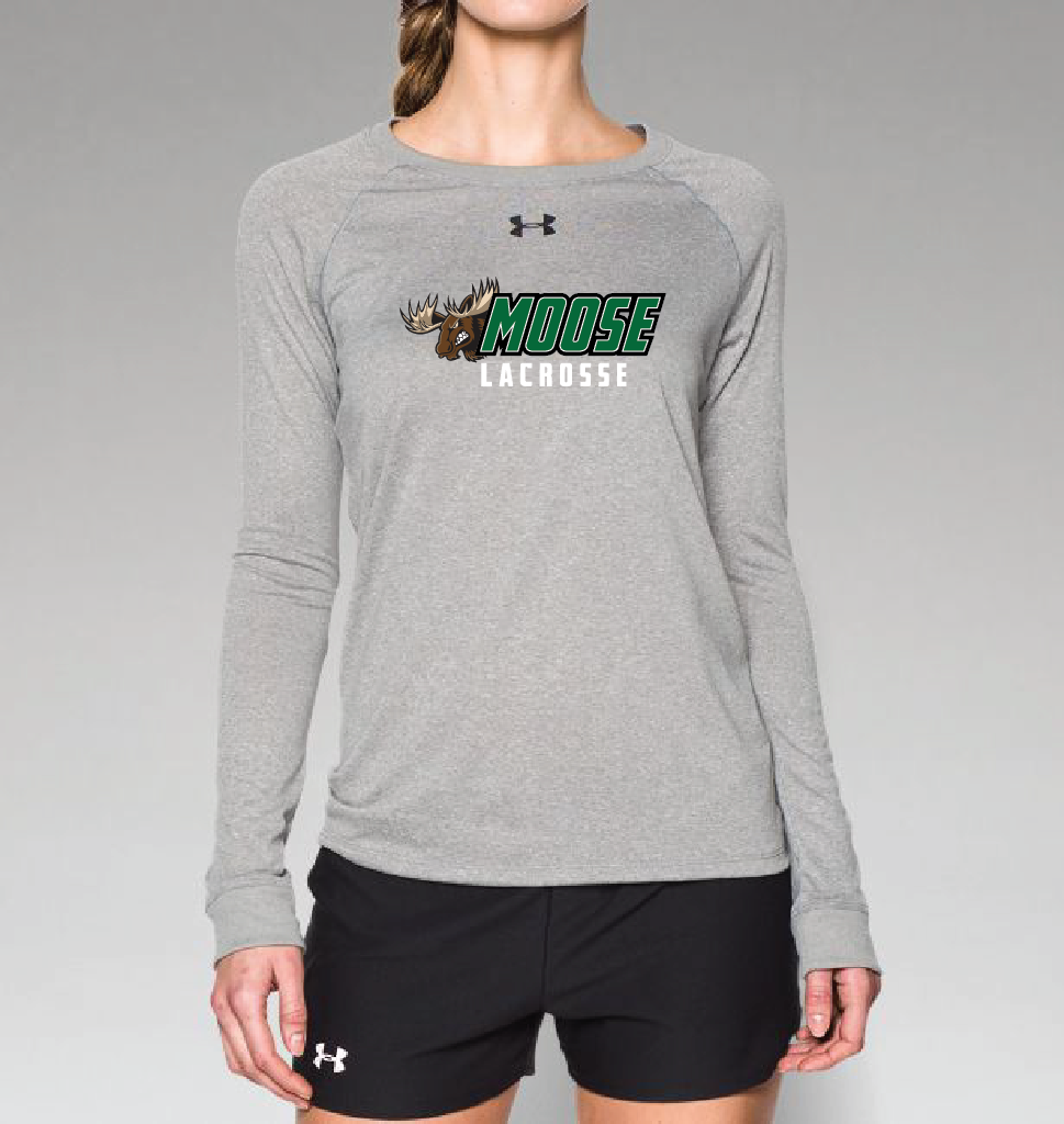 TEAM-MOOSE UA Women's Locker Long Sleeve