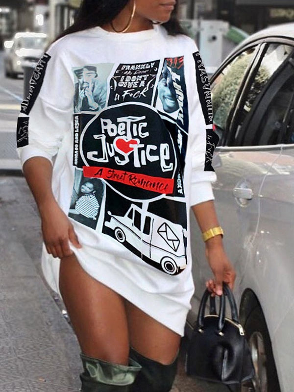 Poetic Justice Parachute Dress