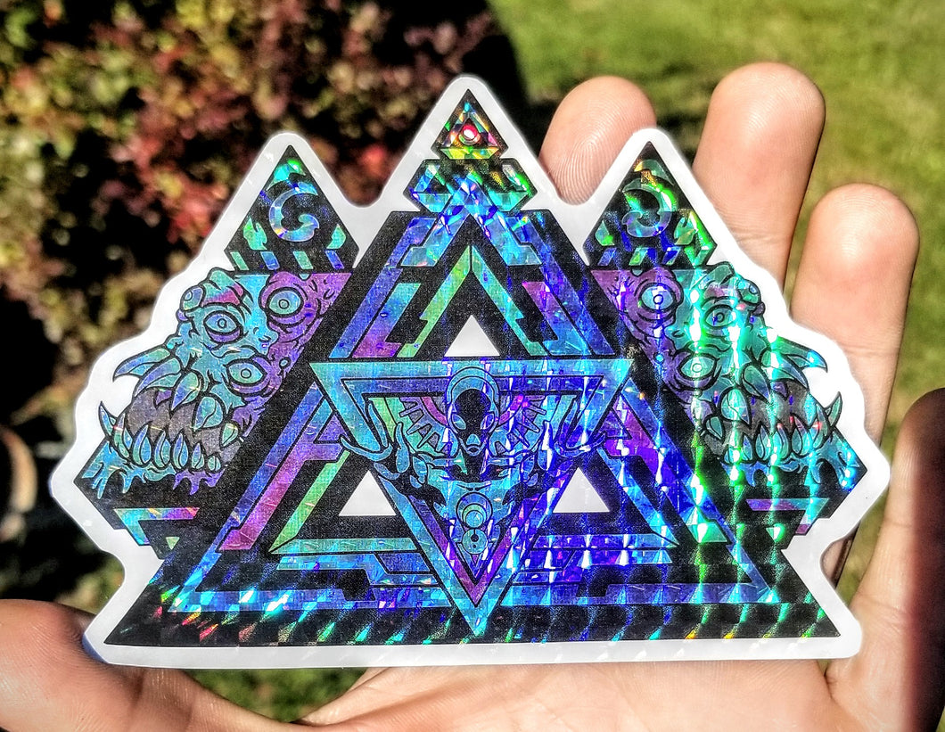 Wakaan Fest Stickers