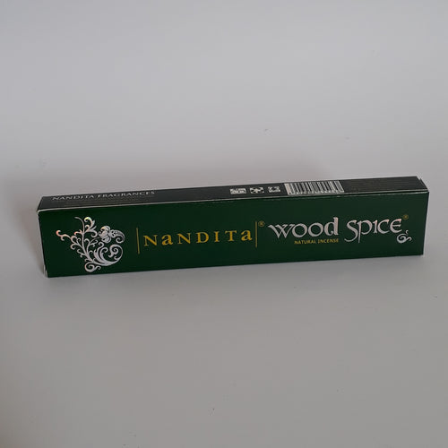Wood Spice Incense Sticks - Thyme for U