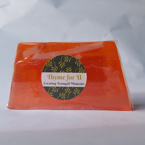 Zesty Orange Handmade Soap - Thyme for U