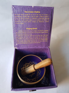 Crown Chakra Singing Bowl - Thyme for U