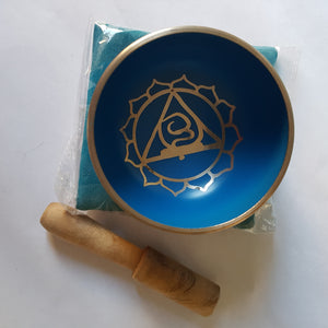 Throat Chakra Singing Bowl - Thyme for U