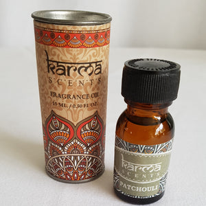 Patchouli Fragranced Oil - Thyme for U
