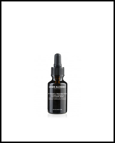 ANTI-OXIDANT FACIAL SERUM BORAGO, ROSEHIP AND BUCKTHORN