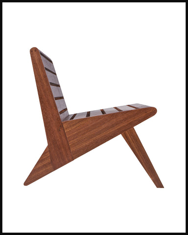 Arrowhead Lounge Chair