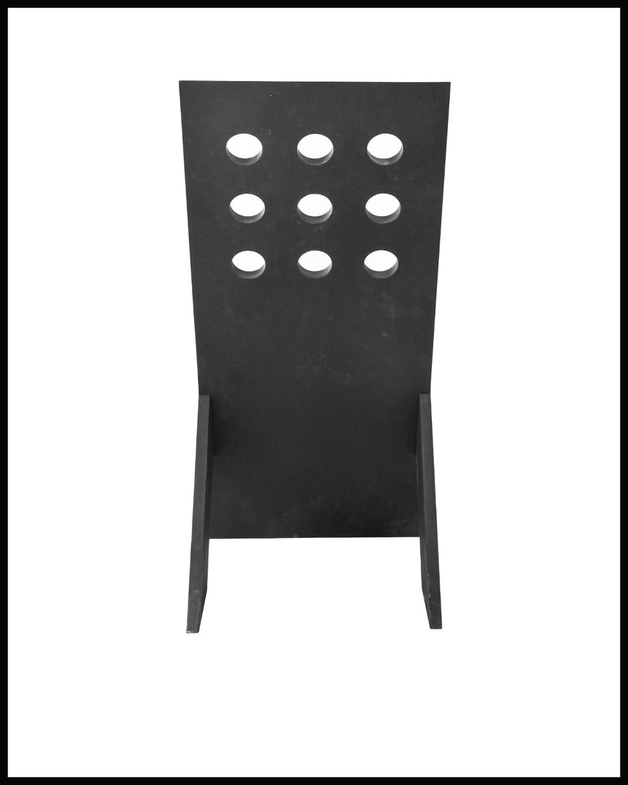 PLANK Perforated Side Chair