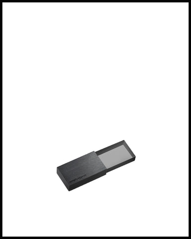 Empty Memory 8GB - Transparency - Pure Black