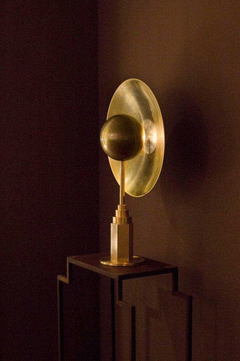 Floor Sample: Metropolis Table Lamp