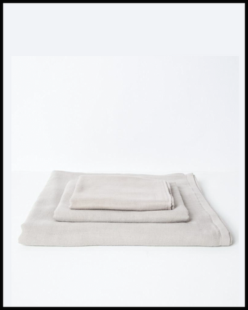 Gauze Towel in Sandstone