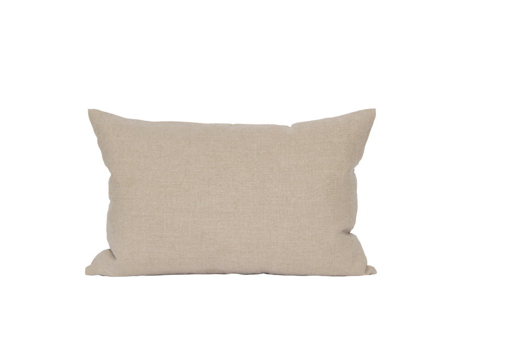 Tides Pillow in Night Stone