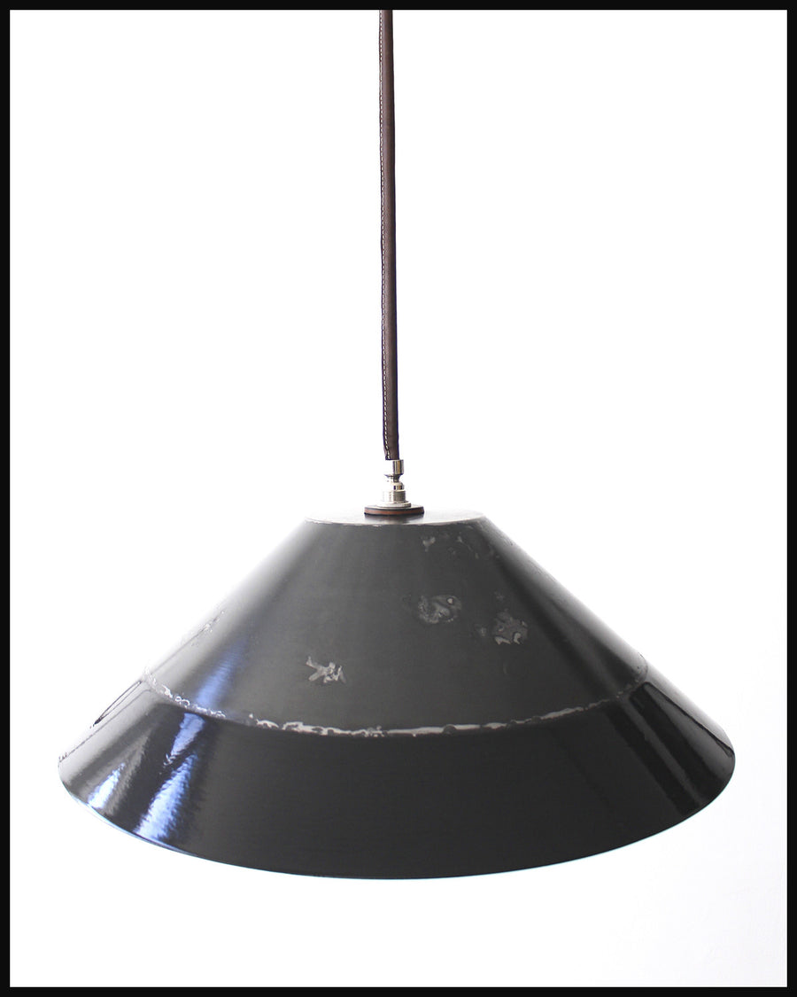 Steel Barn Lamp
