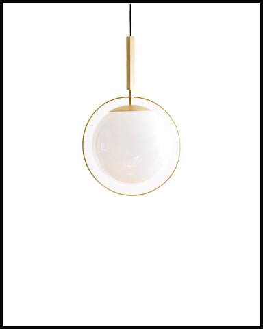 MONK PENDANT LAMP