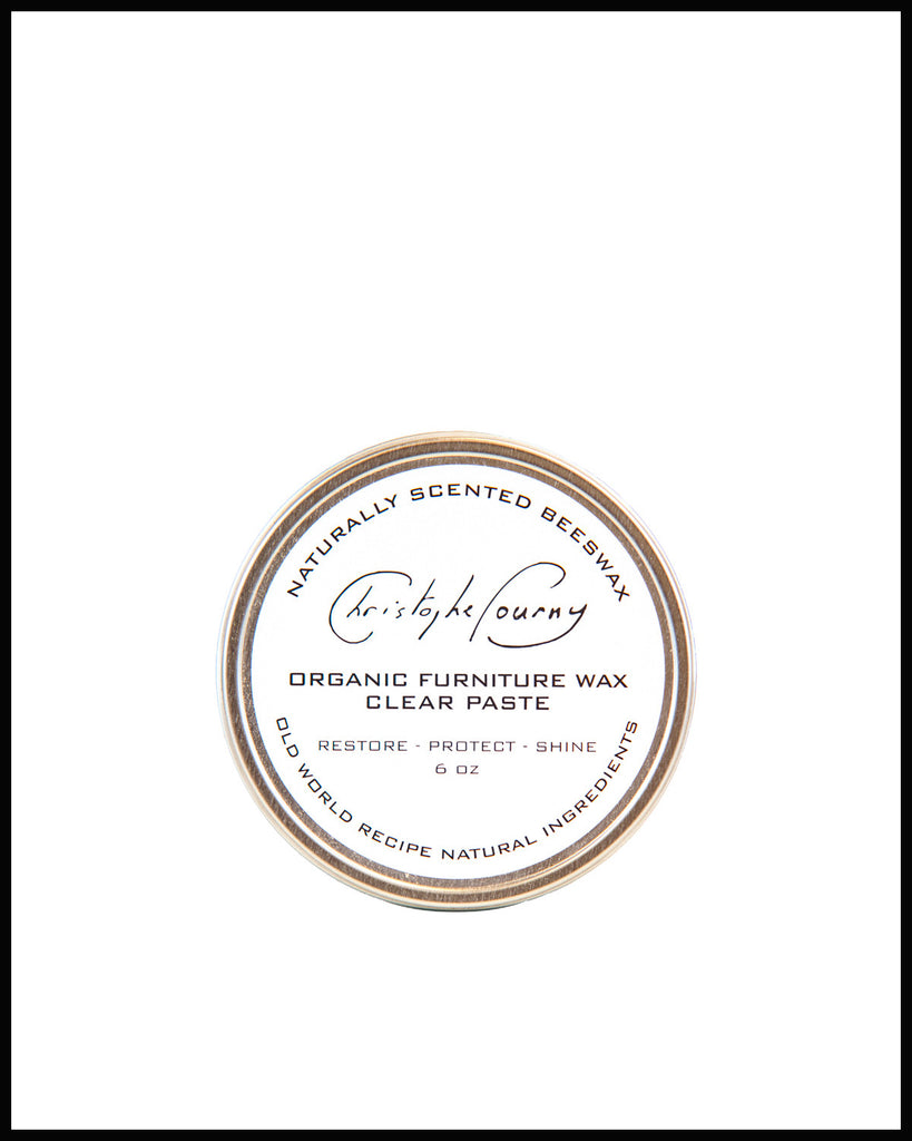 Organic Furniture Paste Wax