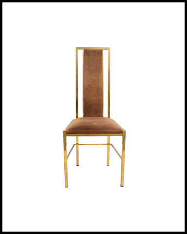 Set of 6 Romeo Rega Dining Chairs