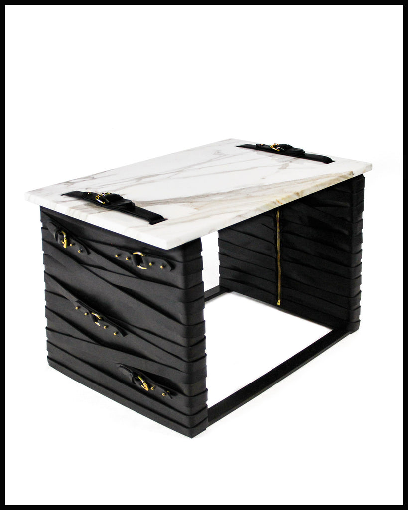 Restraint Accent Table