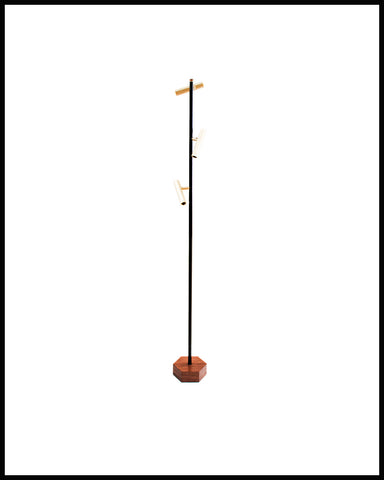 SIX BAR FLOOR LAMP
