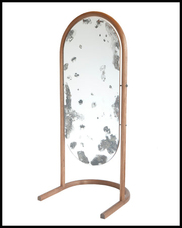 Floor Sample: Cheval Oxbow Mirror