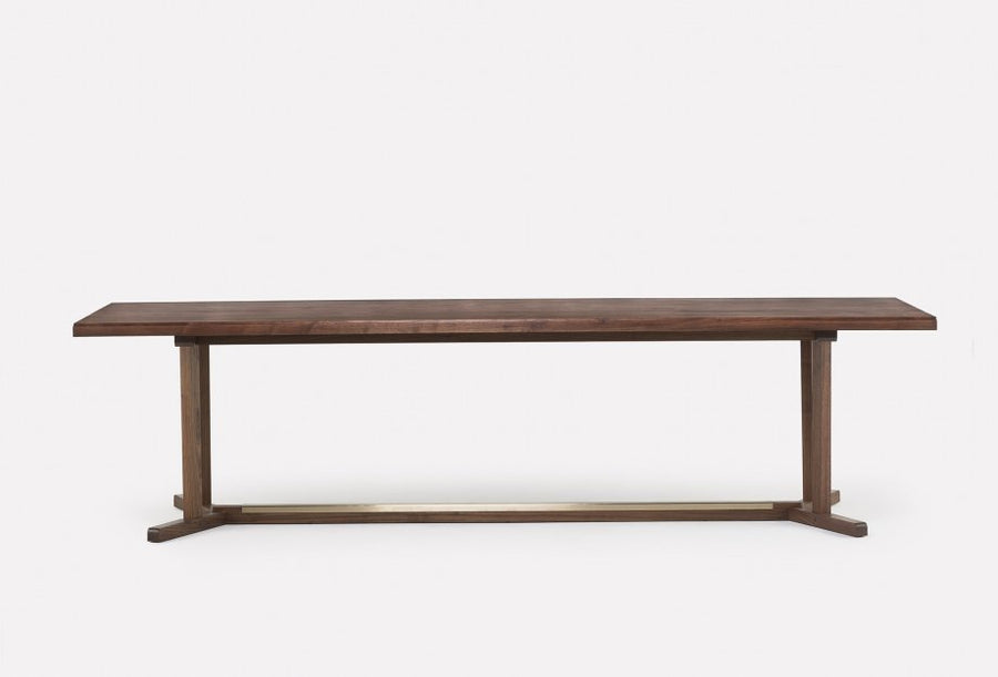 Shaker Dining Table with Timber Top