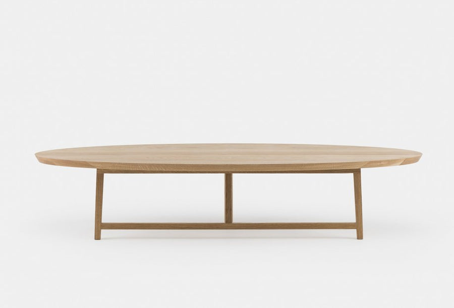 Trio Oval Coffee Table