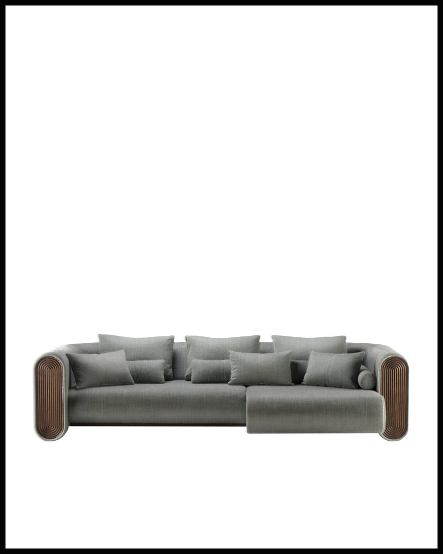 Union Corner Unit Sofa – Hammer And Spear
