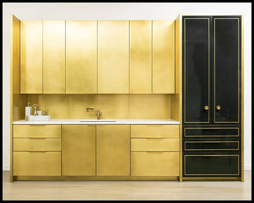 The Brass Kitchen