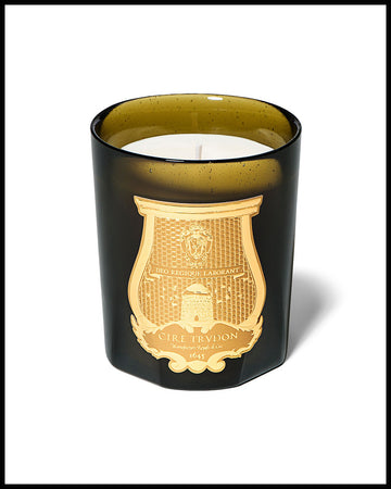CHANDERNAGOR Candle (Herb and Camphor)