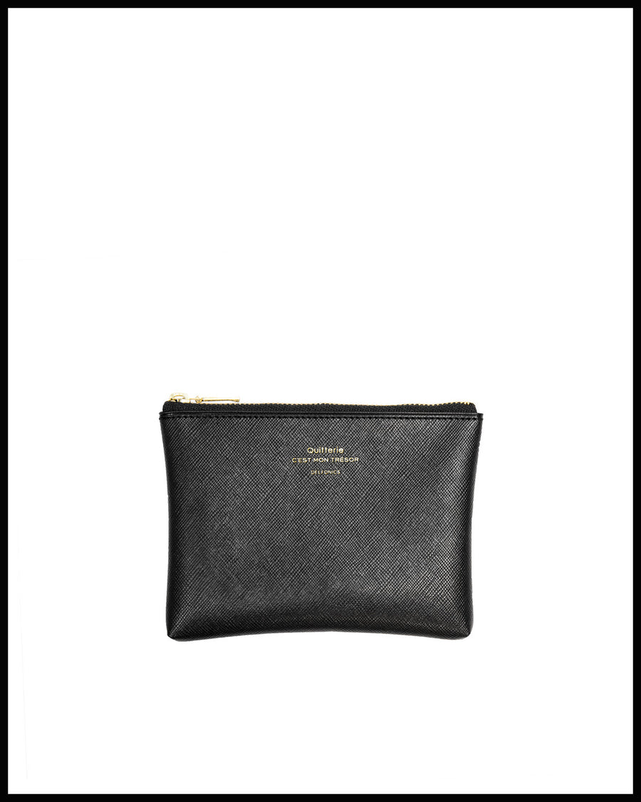 Black Quitterie Pouch Small