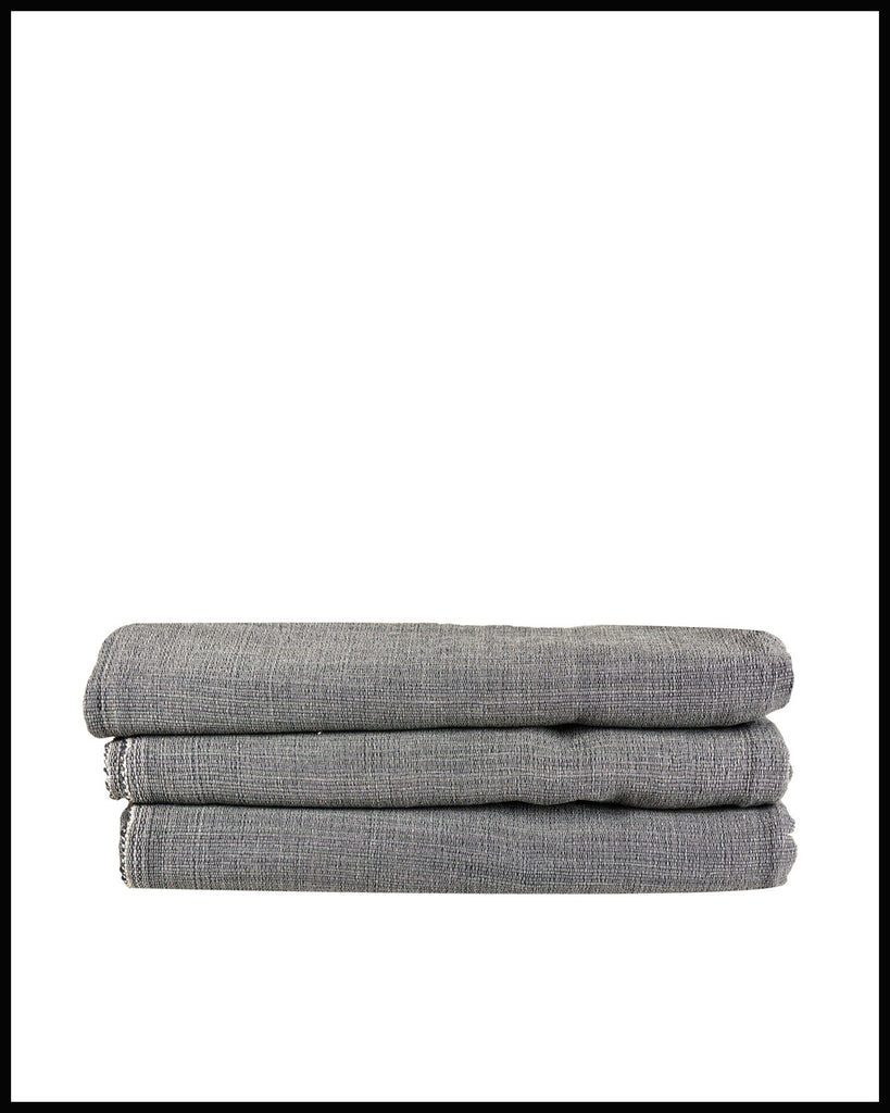 Fassail Throw in Dark Grey
