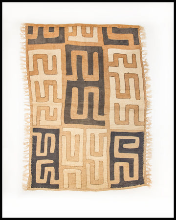 KUBA CLOTH MEDIUM