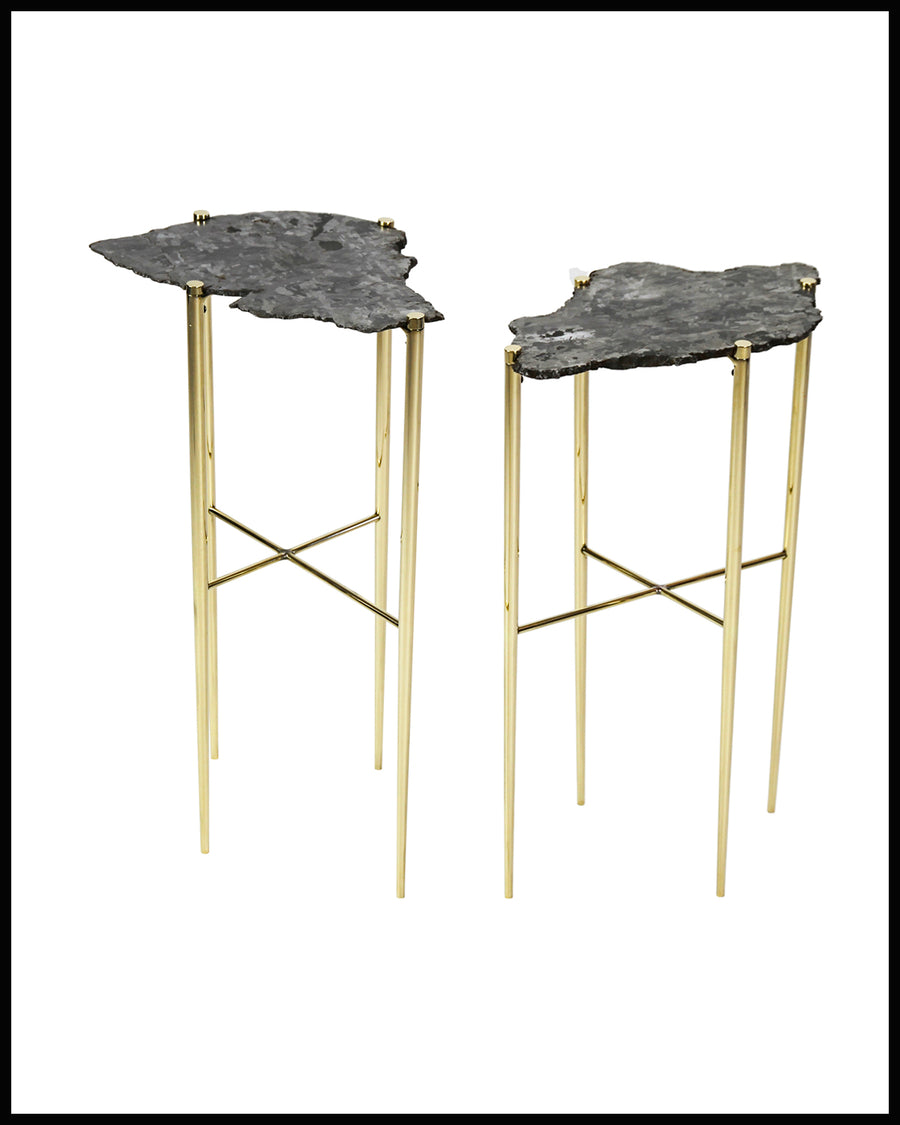 Meteorite Cocktail Table