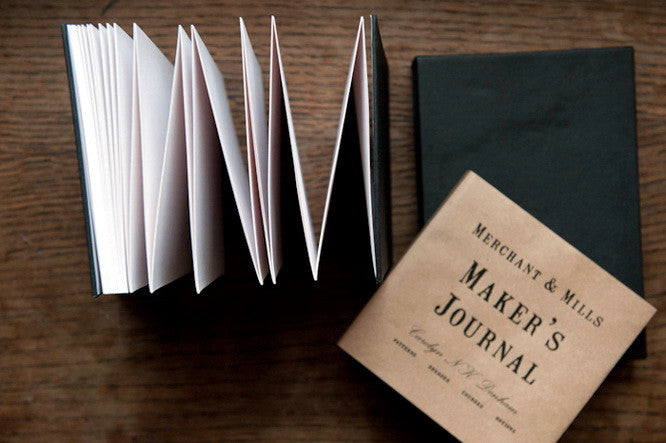 MERCHANT AND MILLS Maker's Journal