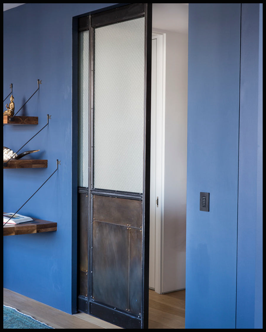 Frankford Pocket Door