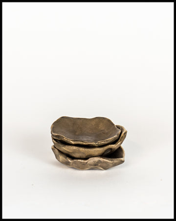 Bronze Incense Dish