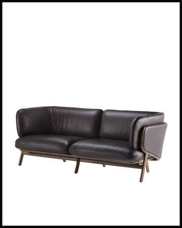 Stanley Wide Two Seater Sofa
