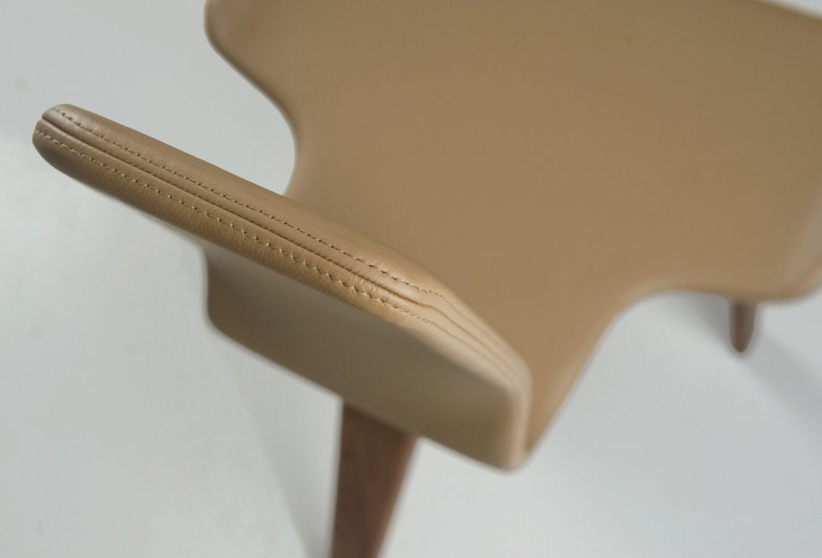 Tapas Chair with Upholstery