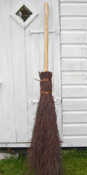 Hand fasting besom broom