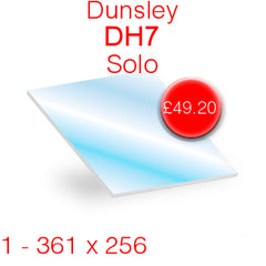 Dunsley DH7 Solo Stove Glass