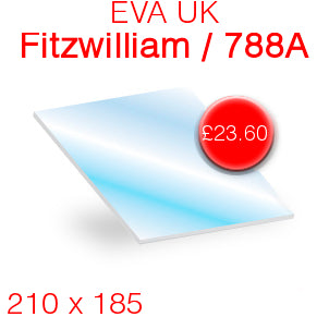 EVA UK Fitzwilliam / EVA788A - 210mm x 185mm