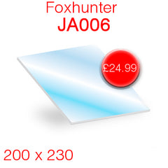 Foxhunter JA006 stove glass