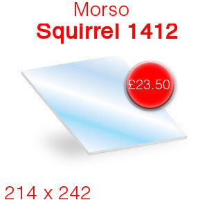 Morso Squirrel 1412/1442 - 240mm x 215mm