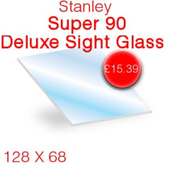 Stanley Super 90 Deluxe Sight Glass Stove Glass