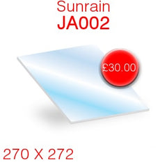 Sunrain JA002 Stove Glass